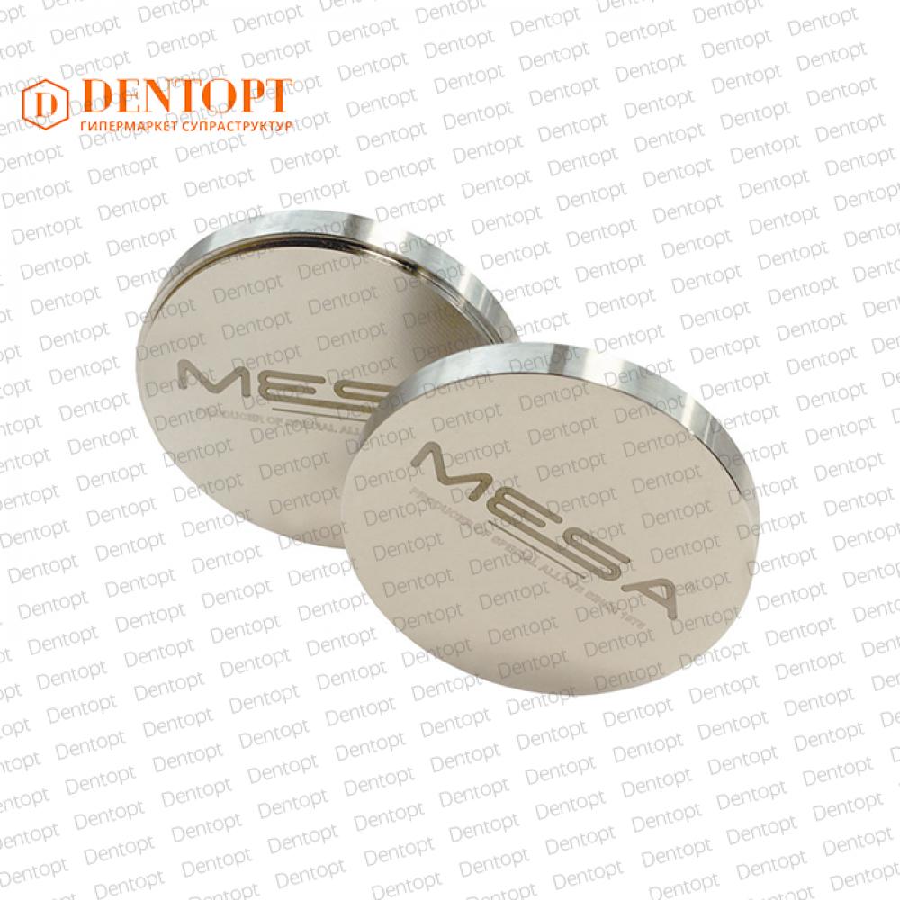 Mesa кобальт-хромовый 98.5*18 мм диск для CAD/CAM