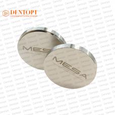 Mesa кобальт-хромовый 98.5*10 мм диск для CAD/CAM