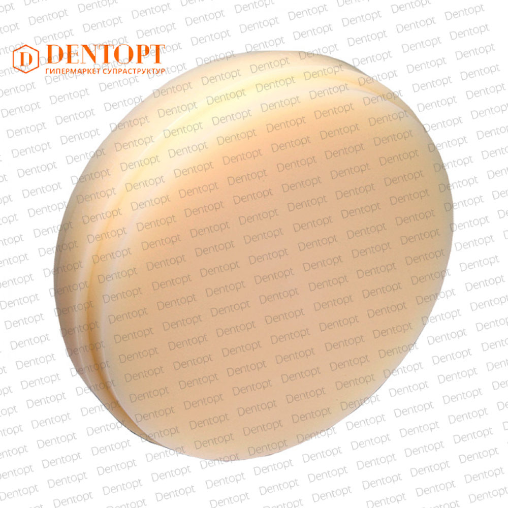 PMMA диск Re-Fine Acrylic 98.5x25 мм цвет D2