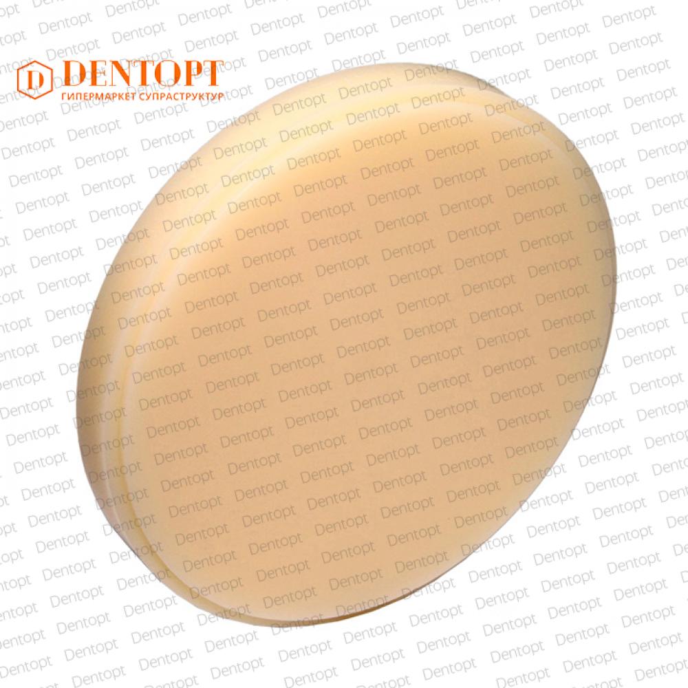 PMMA диск Re-Fine Acrylic 98.5x14 мм цвет A3