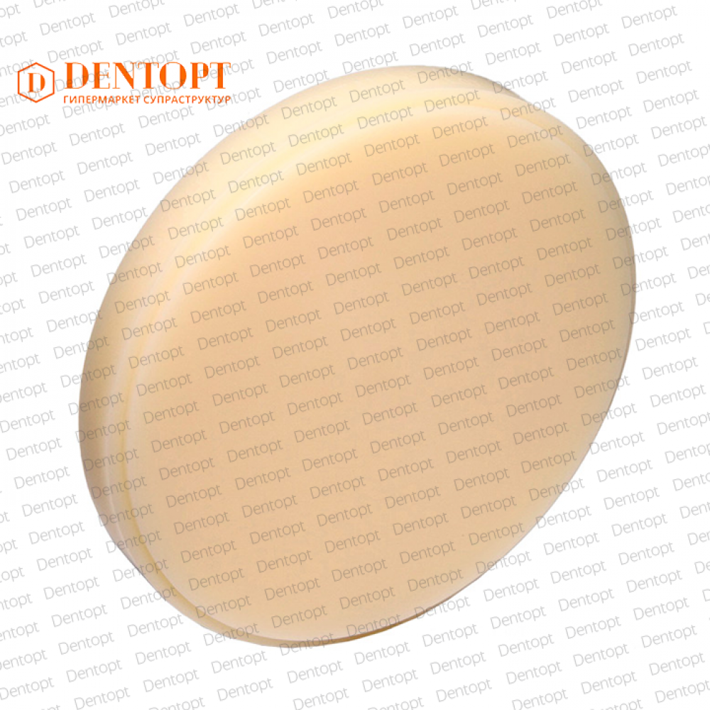 PMMA диск Re-Fine Acrylic 98.5x15 мм цвет B2