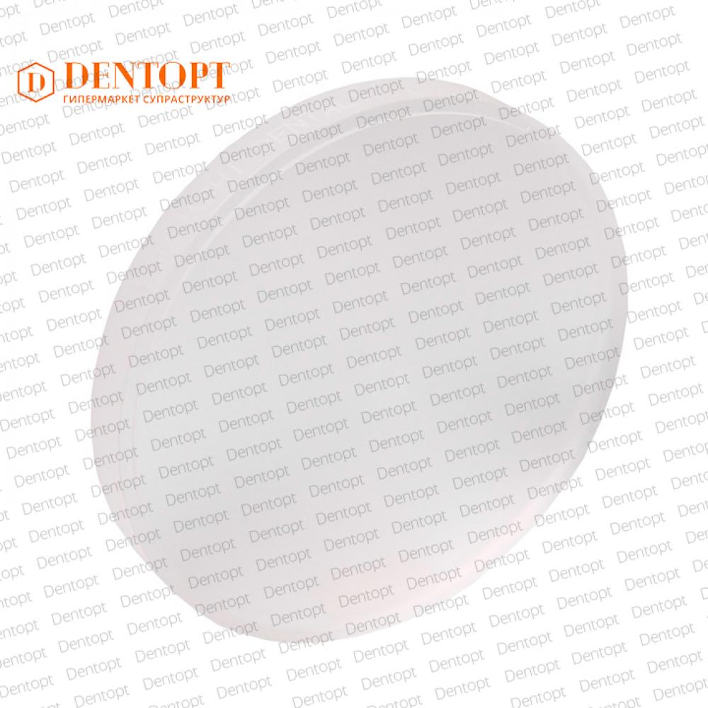 PMMA диск Re-Fine Acrylic 98.5x12 мм цвет Clear