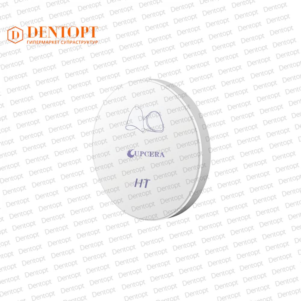 Циркониевый диск 95*18 мм для CAD/CAM HT