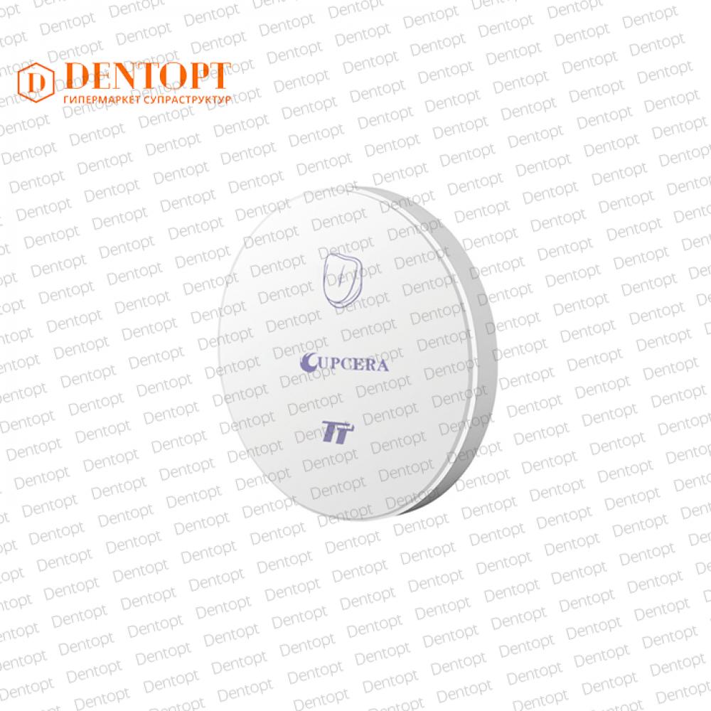 Циркониевый диск 95*20 мм для CAD/CAM TT