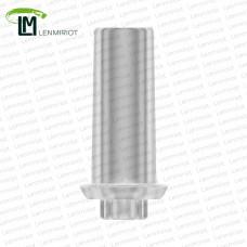 Абатмент пластиковый, совместимый с BioHorizons 5.7