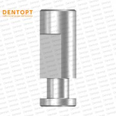 Аналог имплантата, совместимый с Dentium Implantium D=4.5 L=12