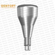 Формирователь десны, совместимый с Dentium Implantium D=5.5 H=5.0