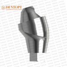 Абатмент угловой мультиюнит, совместимый с ASTRA TECH Multi-Unit 3.5/4.0