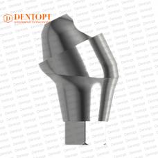Абатмент угловой мультиюнит, совместимый с ASTRA TECH Multi-Unit 4.5/5.0