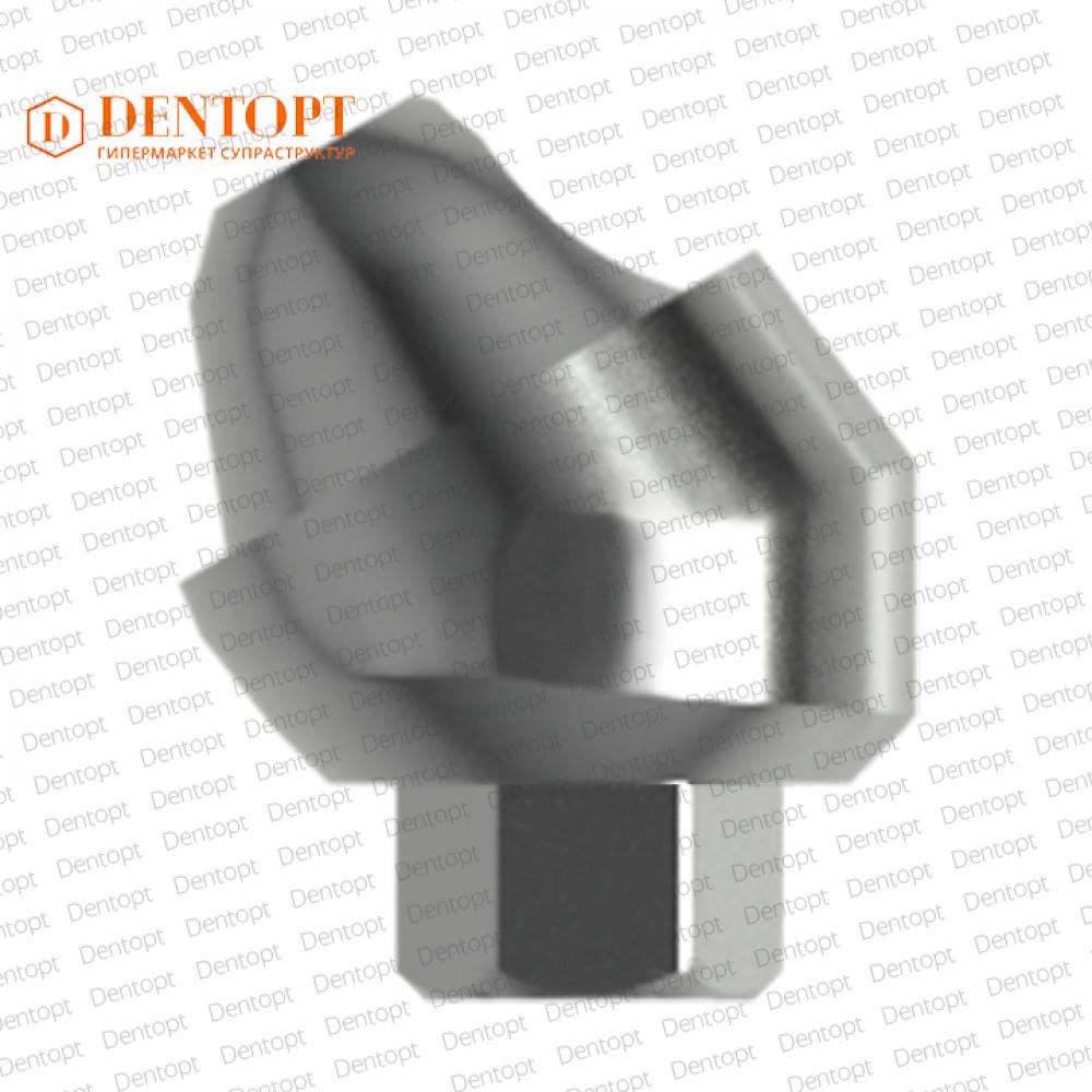 Абатмент угловой мультиюнит, совместимый с MIS Multi-Unit 4.2 G/H=3.5 Угол=30°