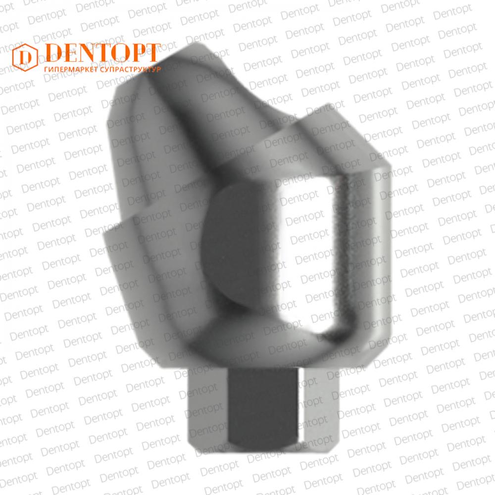 Абатмент угловой мультиюнит, совместимый с MIS Multi-Unit 4.2 G/H=4.5 Угол=30°