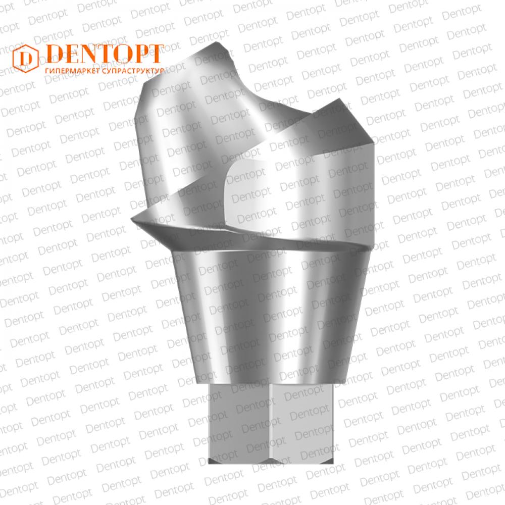 Абатмент угловой мультиюнит, совместимый с ASTRA TECH Multi-Unit 4.5/5.0 G/H=3.5 Угол=30°