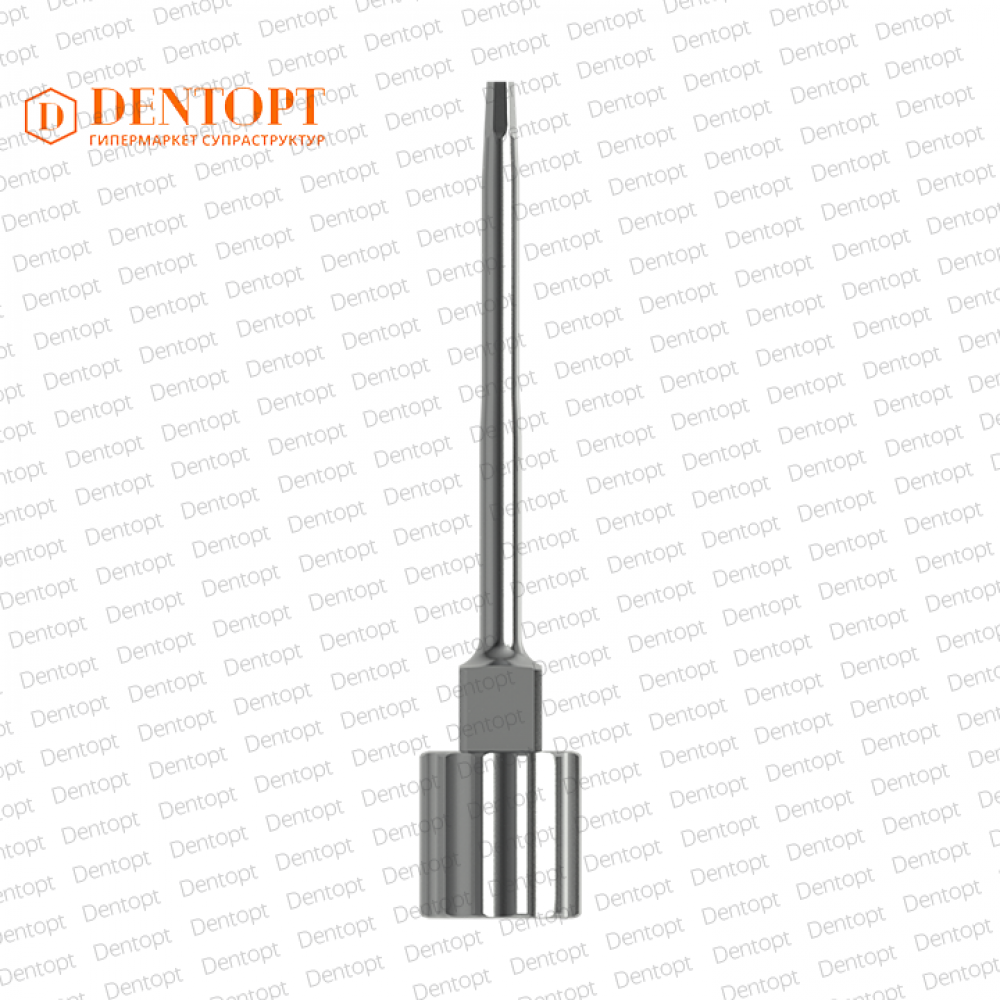 Отвертка совместимая с Osstem / XiVE / Biomet 3i лабораторная 30 мм