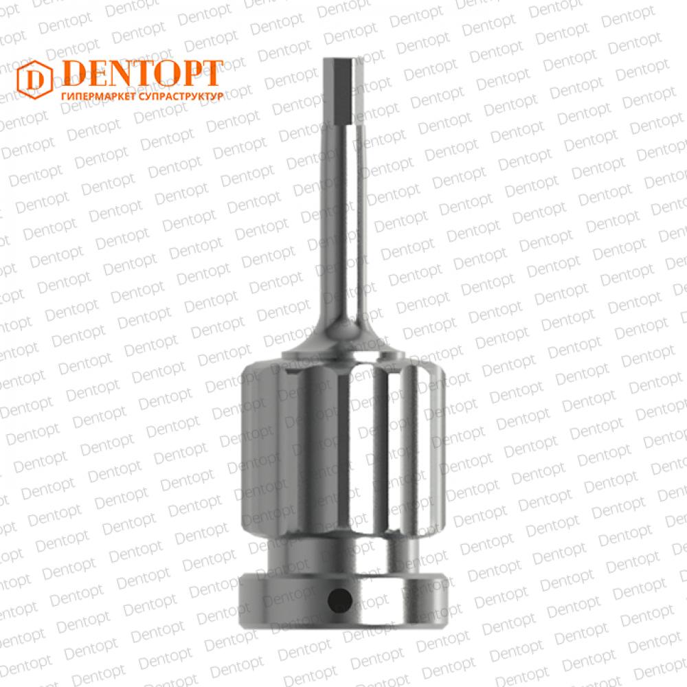 Отвертка совместимая с Dentium Implantium / ASTRA TECH / MIS лабораторная 10 мм