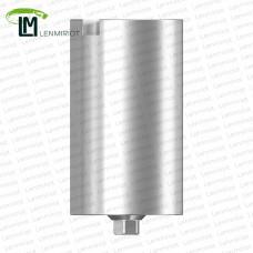Заготовка индивидуального абатмента D=11.5 мм для холдера ADM / MEDENTiKA, совместимая с BioHorizons 3.5