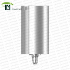 Заготовка индивидуального абатмента D=11.5 мм для холдера ADM / MEDENTiKA, совместимая с Biomet 3i Certain 5.0