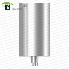 Заготовка индивидуального абатмента D=11.5 мм для холдера ADM / MEDENTiKA, совместимая с Biotech 3.6/4.8