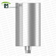 Заготовка индивидуального абатмента D=11.5 мм для холдера ADM / MEDENTiKA, совместимая с C-Tech BL 5.0