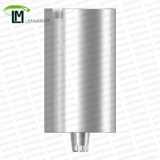 Заготовка индивидуального абатмента D=11.5 мм для холдера ADM / MEDENTiKA, совместимая с DIO SM NP