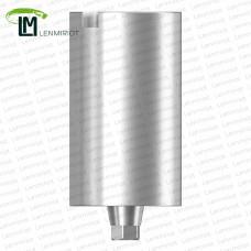 Заготовка индивидуального абатмента D=11.5 мм для холдера ADM / MEDENTiKA, совместимая с КОНМЕТ RP