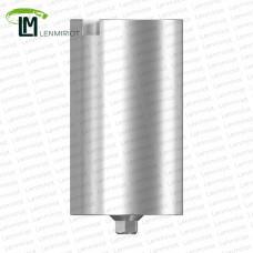 Заготовка индивидуального абатмента D=11.5 мм для холдера ADM / MEDENTiKA, совместимая с MIS NP