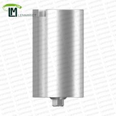 Заготовка индивидуального абатмента D=11.5 мм для холдера ADM / MEDENTiKA, совместимая с MIS SP