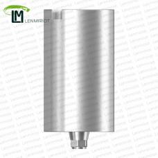 Заготовка индивидуального абатмента D=11.5 мм для холдера ADM / MEDENTiKA, совместимая с MegaGen AnyOne