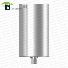 Заготовка индивидуального абатмента D=11.5 мм для холдера  ADM / MEDENTiKA, совместимая с NIKO 3.5