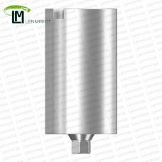 Заготовка индивидуального абатмента D=11.5 мм для холдера  ADM / MEDENTiKA, совместимая с NIKO 4.5