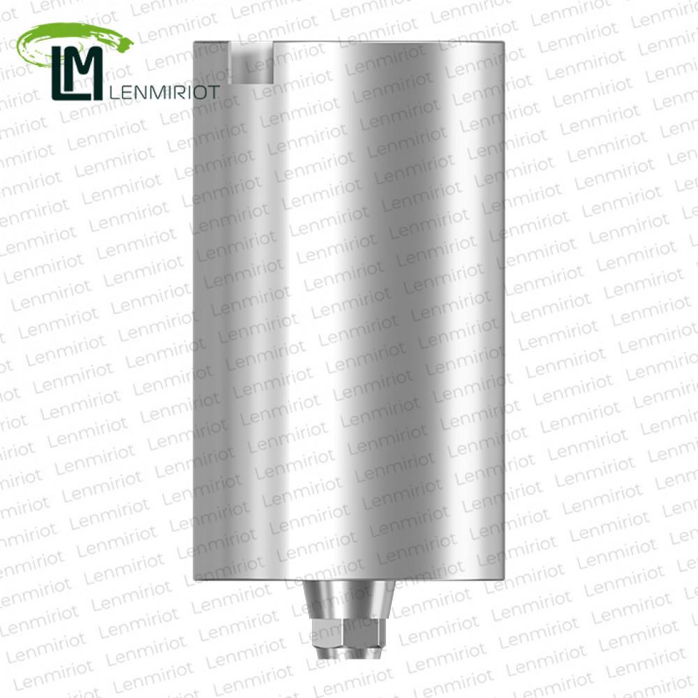 Заготовка индивидуального абатмента D=11.5 мм для холдера ADM / MEDENTiKA, совместимая с NeoBiotech 3.8