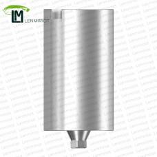 Заготовка индивидуального абатмента D=11.5 мм для холдера ADM / MEDENTiKA, совместимая с Radix