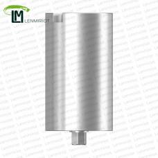 Заготовка индивидуального абатмента D=11.5 мм для холдера ADM / MEDENTiKA, совместимая с SIC 3.3