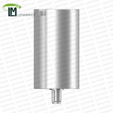 Заготовка индивидуального абатмента D=11.5 мм для холдера ADM / MEDENTiKA, совместимая с SKY