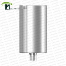 Заготовка индивидуального абатмента D=11.5 мм для холдера ADM / MEDENTiKA, совместимая с Straumann Bone Level RC