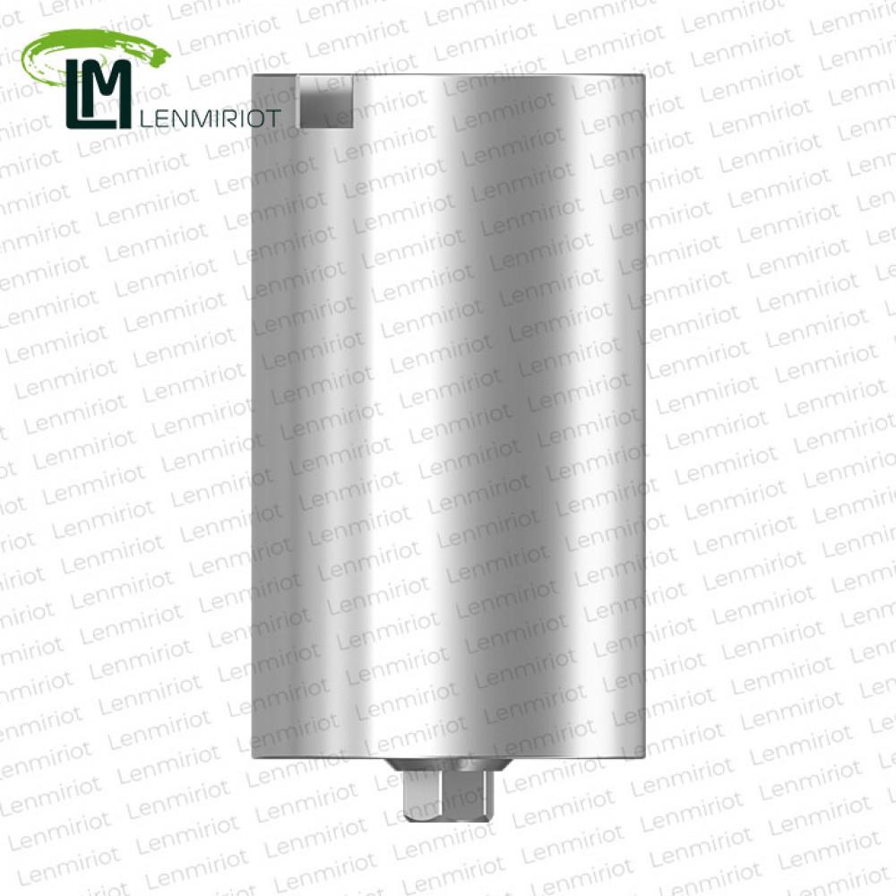 Заготовка индивидуального абатмента D=11.5 мм для холдера ADM / MEDENTiKA, совместимая с Zimmer 3.5