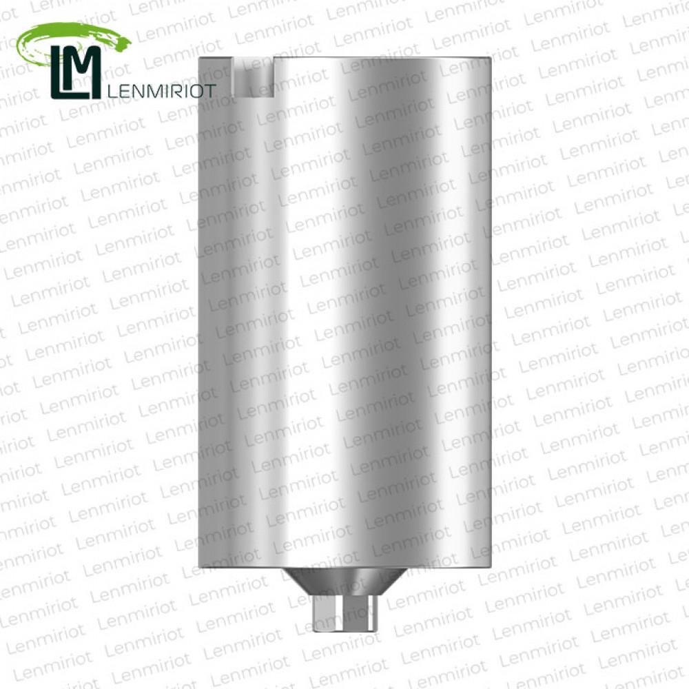 Заготовка индивидуального абатмента D=11.5 мм для холдера ADM / MEDENTiKA,  совместимая с BEGO Semados 4.5
