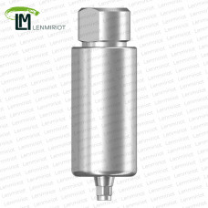 Заготовка индивидуального абатмента D=10 мм для холдера ARUM, совместимая с ICX