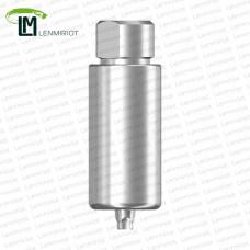 Заготовка индивидуального абатмента D=10 мм для холдера ARUM, совместимая с MIS C1 NP