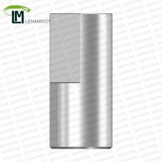 Скан-боди, совместимое с Dentium Implantium Multi-Unit 4.5