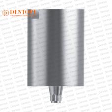 Заготовка индивидуального абатмента D=11.5 мм для холдера ADM / MEDENTiKA, совместимая с BoneTrust 3.4