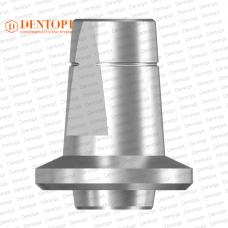 Титановое основание Bell аналог GEO, совместимое с Zimmer 5.7