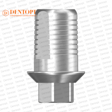Титановое основание Flat, совместимое с BEGO Semados 3.25/3.75