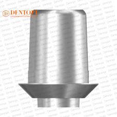 Титановое основание Patch аналог NT-Trading, совместимое с BEGO Semados 3.25/3.75 G/H=0.5