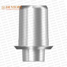 Титановое основание Patch аналог NT-Trading, совместимое с Biomet 3i Certain 3.4 G/H=0.35