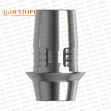 Титановое основание аналог SIRONA, совместимое с Dentium Implantium