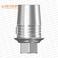 Титановое основание аналог оригинала, совместимое с BEGO Semados Platform Switch 3.25/3.75 G/H=0.52