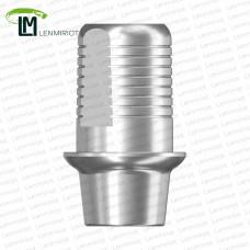 Титановое основание Flat, совместимое с Mis C1 SP