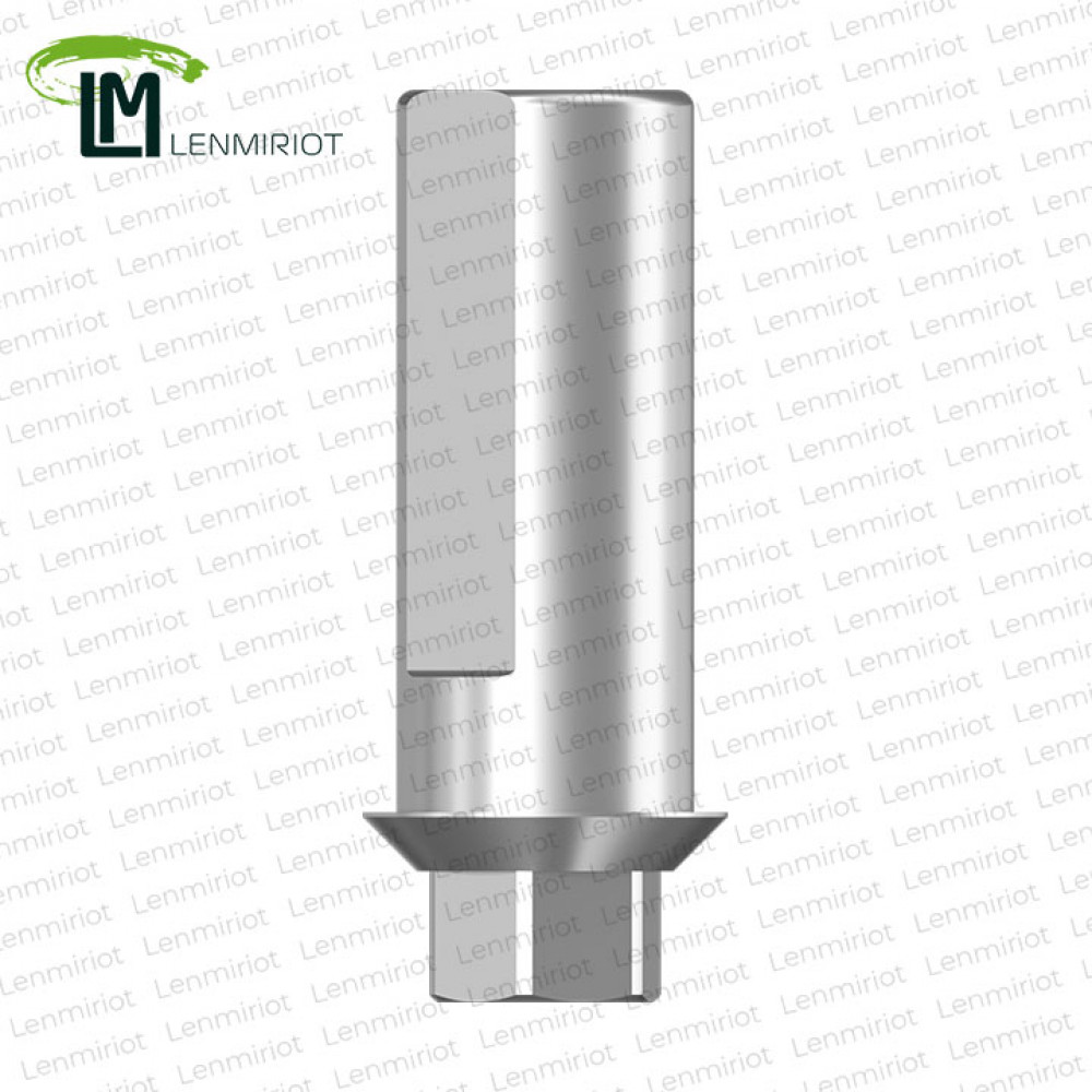 Титановое основание Pro Long, совместимое с BEGO Semados 3.25/3.75 G/H=0.3